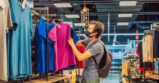 Ретейлеры ожидают повышение цен на одежду и обувь осенью на 10—15%