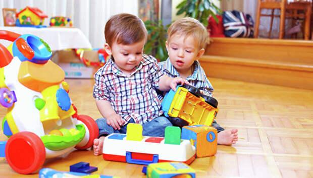 Детские сады в Подмосковье отроются 6 июля