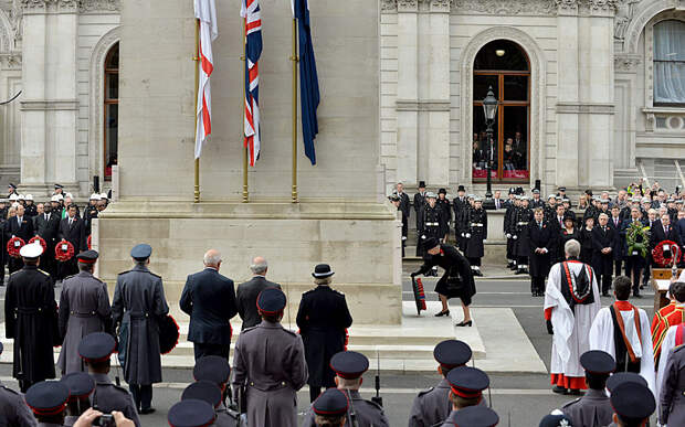 День Памяти в Великобритании
