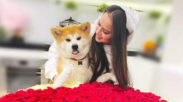 «Повезло тебе с хозяйкой». Загитова трогательно поздравила свою собаку с днем рождения