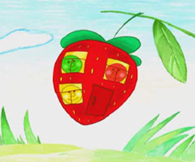 Vitamin привлекает мам детскими рисунками