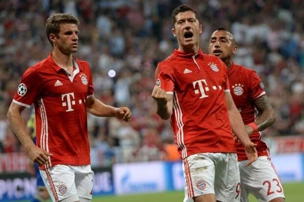 «Бавария» второй раз подряд разгромила «Барселону» в Лиге чемпионов