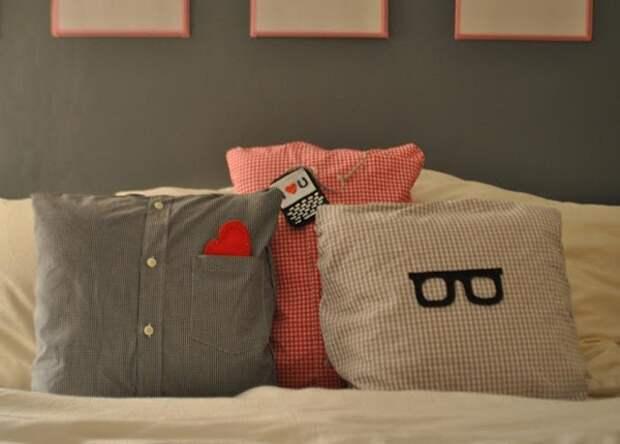 Подборка интересных подушек