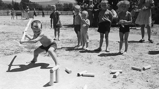 Дети в советское время
