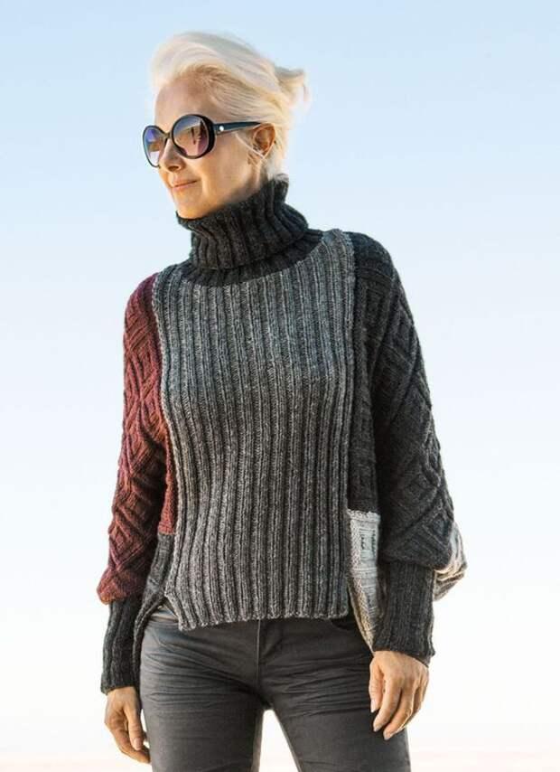 Переделки свитеров