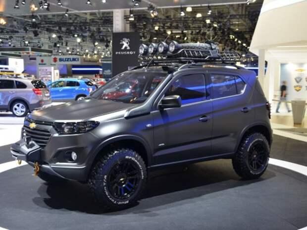 GM-АВТОВАЗ приостановила строительство завода для новой Niva