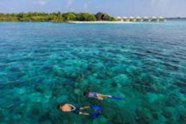 Всю ночь до утра в Dhigali Maldives