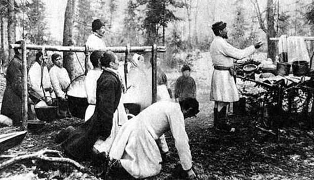Легализация язычества в Вятской губернии. 1918 г.