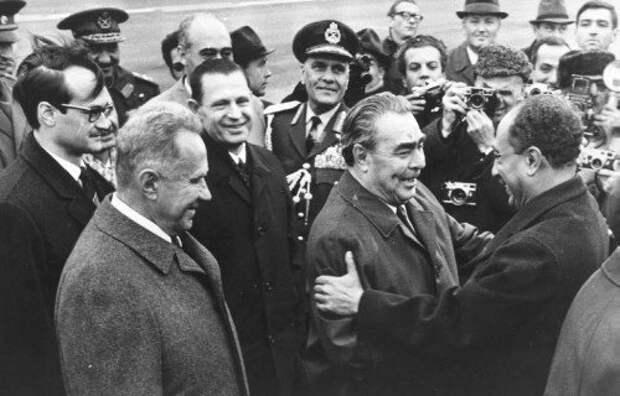 Как Анвар Садат предал Советский Союз