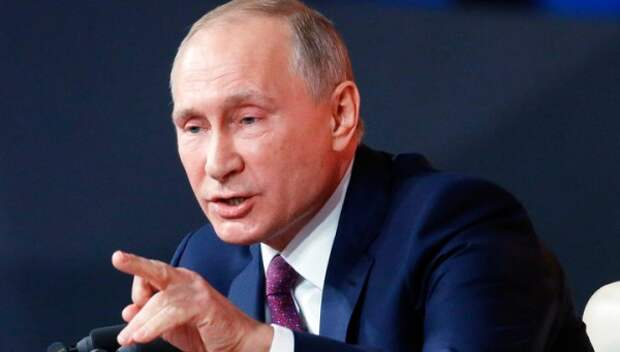 Путин подписал закон о контрсанкциях
