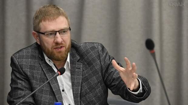 Малькевич сравнил с гапоновщиной призывы соратников Навального на незаконные акции