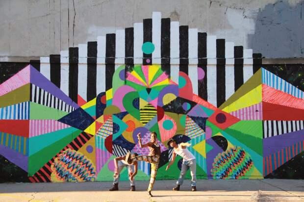 10 уличных художниц, увлеченных творчеством Бэнкси
