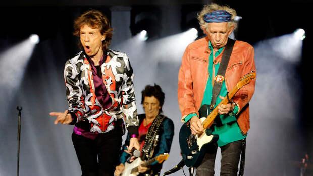 Rolling Stones отказались от суперхита Brown Sugar после обвинений в расизме