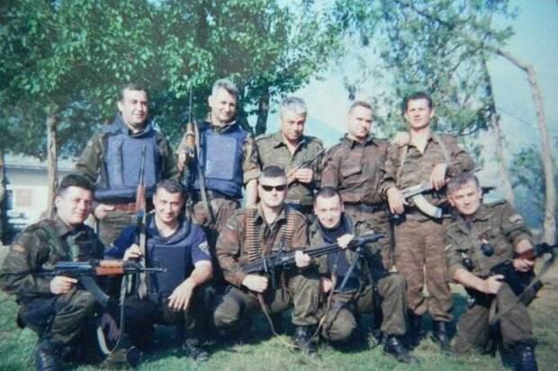 """Гражданская война в Македонии и """"западные партнеры"""". 2001 г."""