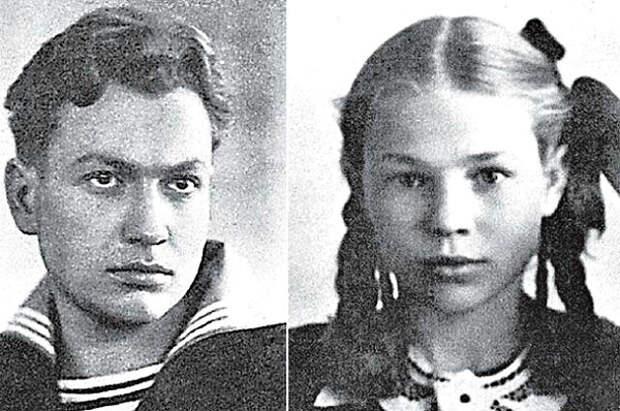 Евгений и Раиса