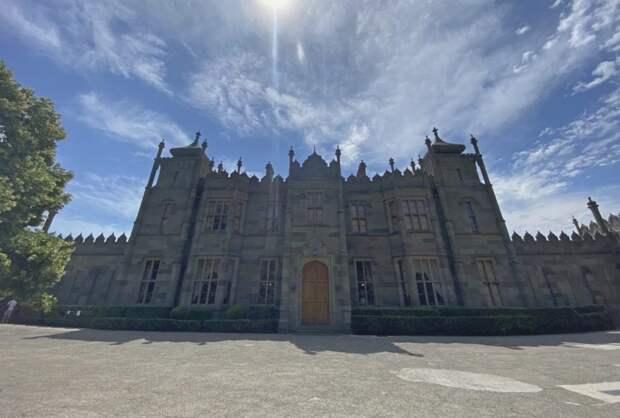 Очередной жертвой «Меандра» стал Воронцовский дворец