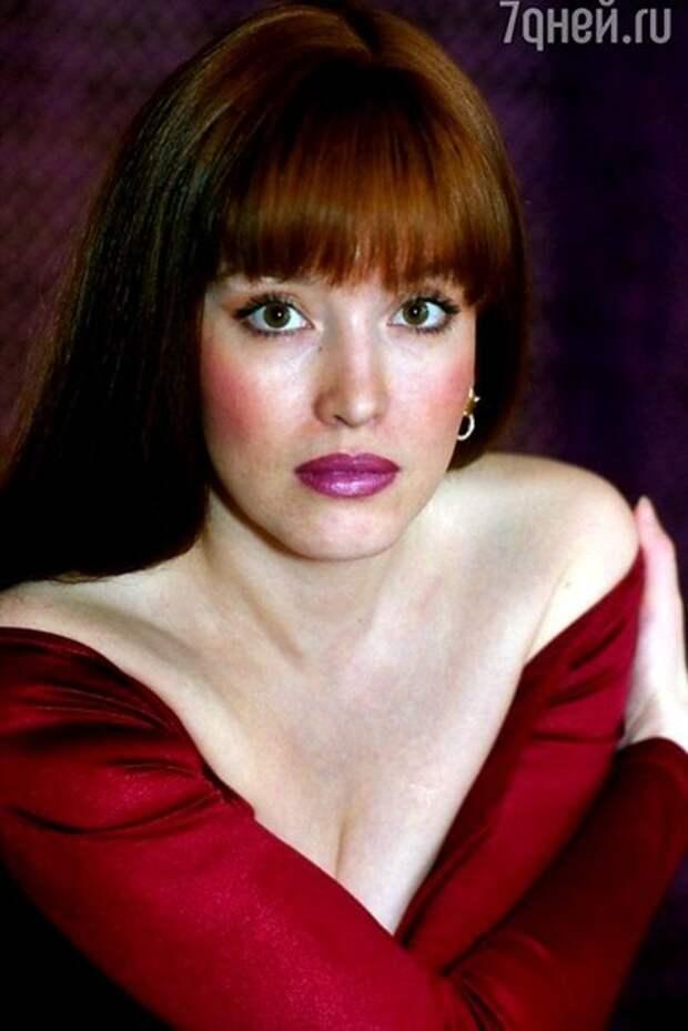 Легендарная красавица Советского Союза - Анна Самохина