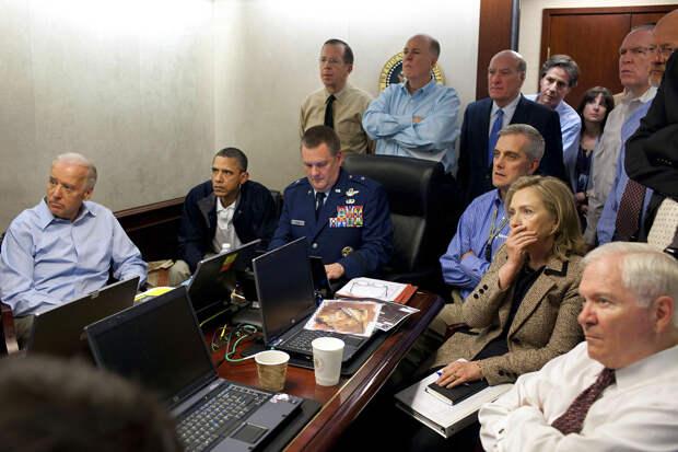 Новый скандал в США - самая секретная операция века: Бен Ладен жив