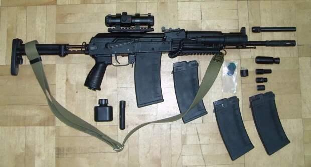 Охотничьи ружья и карабины «Сайга» — АК для гражданского населения