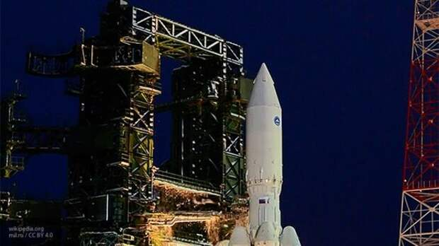 """Стартовый стол для ракеты """"Ангара"""" доставят на космодром """"Восточный"""" морем к сентябрю"""