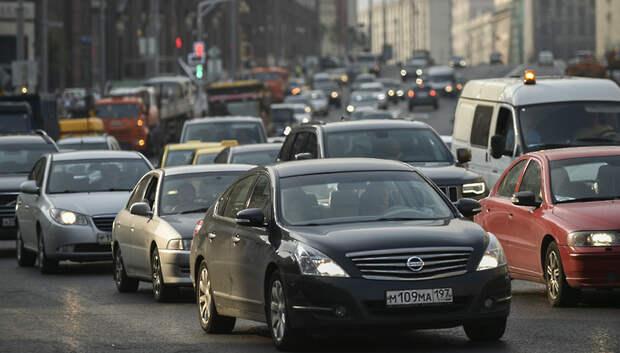 Подмосковных водителей предупредили о возможном увеличении числа ДТП на праздниках