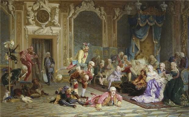 Царица-изгнанница Анна Леопольдовна