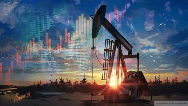 Мировые цены на нефть падают в ходе торгов 19 ноября