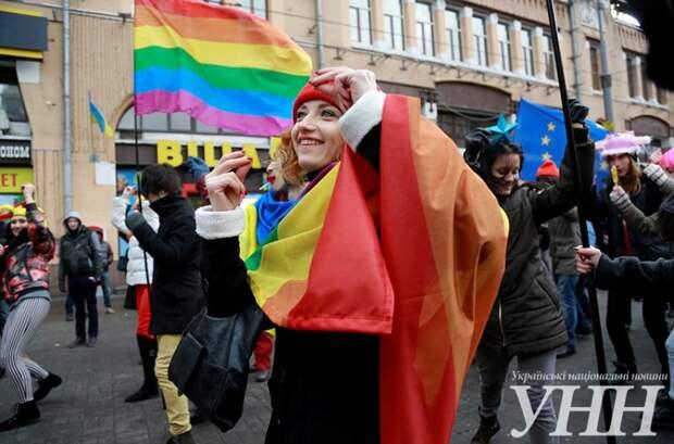 """Во Львове создаётся """"боевое крыло"""" ЛГБТ"""