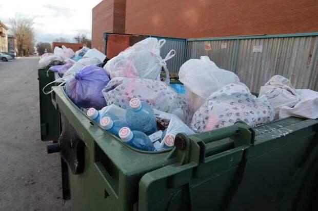 Новосибирску дадут денег на раздельный сбор мусора