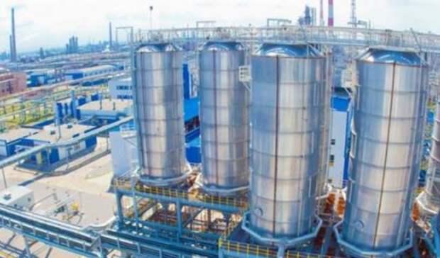 Siemens поставит оборудование для Балтийского химического комплекса