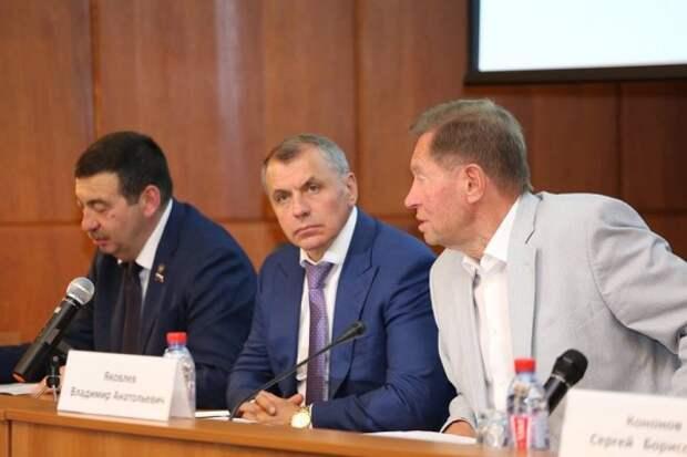 Крым и Севастополь строят