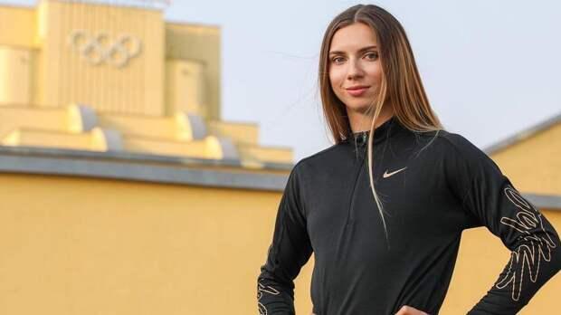 Тимановская в последнюю минуту пересела в самолет до Вены