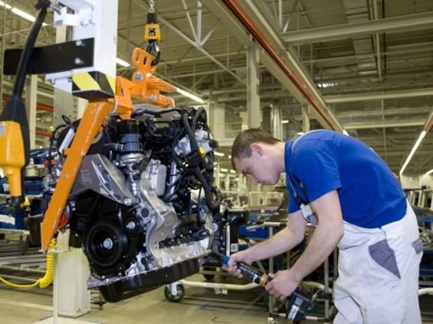 Сокращение производства в автопроме нанесет урон ВВП