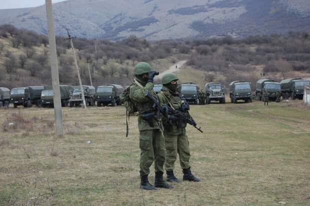 Киев обвинил Москву в превращении Крыма в ядерный отстойник