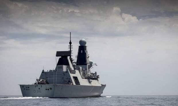 Зачем в Би-Би-Си опровергли ложь флота Британии о конфликте с русскими кораблями у Крыма