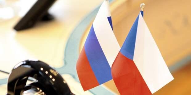 В МИД Чехии хотят вызвать посла России