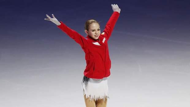 Слуцкая: «Трусова — лидер в мире по владению прыжковыми элементами. Физическая подготовка — феноменальна»