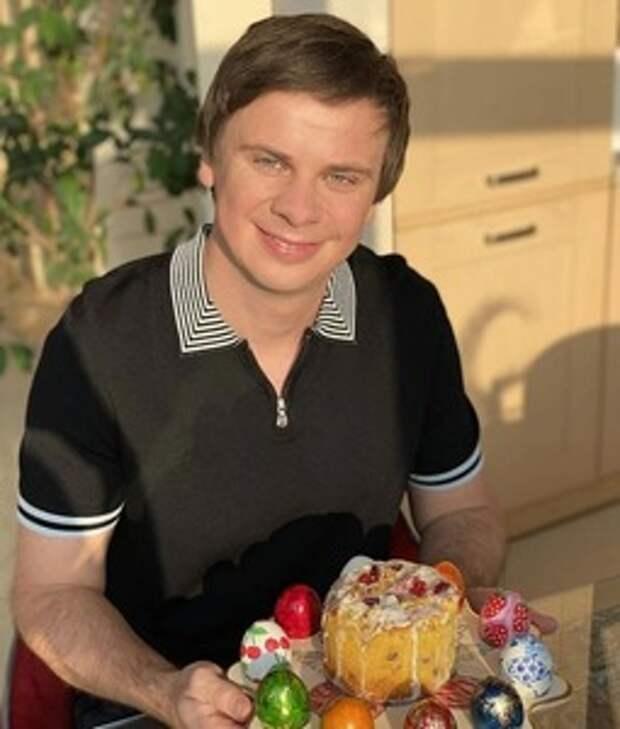 Жена Дмитрия Комарова — очень красивая: она всегда улыбается (фото)