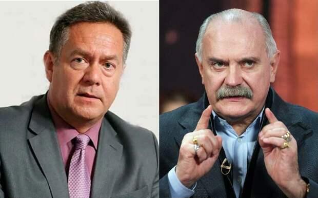 Михалков предложил послушать Платошкина,а потом сказал, что Путину мешают сблизиться с народом.