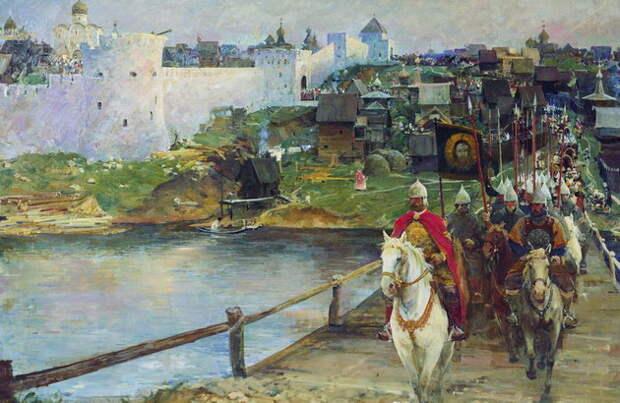 Московско-литовская война на рубеже 60-х - 70-х гг. XIV в.