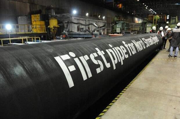 """ФРГ предлагала США крупную сделку за отказ от санкций против """"Северного потока 2"""""""
