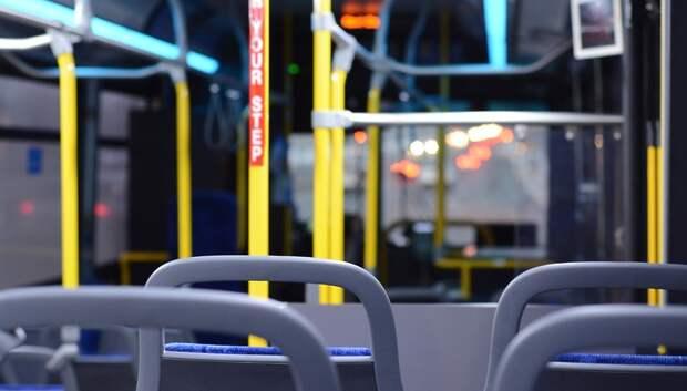 Около 2,7 тыс автобусов продолжают перевозить пассажиров в Подмосковье