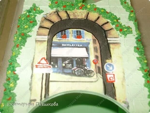 Декор предметов Мастер-класс 8 марта День рождения Декупаж МК Чайного домика Бумага Дерево Крупа фото 28