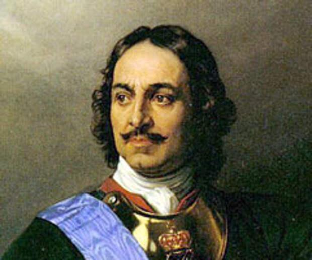 Исторические портреты: Петр I в общественном сознании рунета