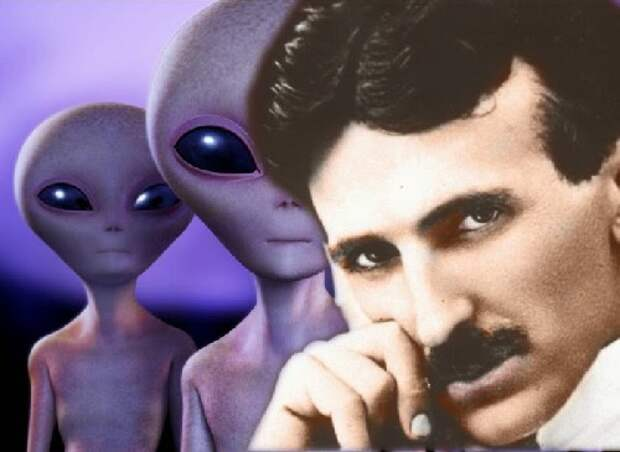 Конспирология, Никола Тесла