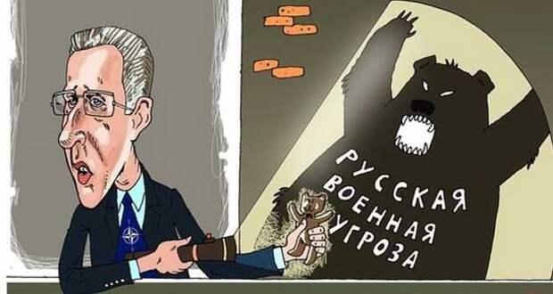 Бессильная злоба Запада. Юрий Селиванов