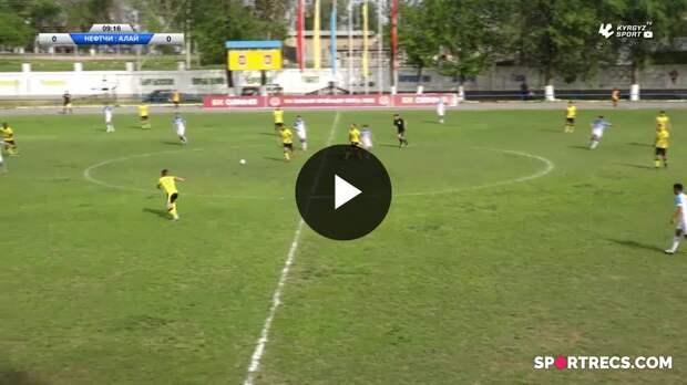 Нефтчи - Алай. БК ОЛИМП Премьер Лига. 3 тур