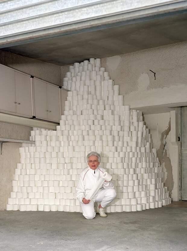 Англичанин создал сайт длярасчета количества туалетной бумаги навремя карантина