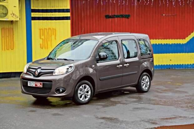 Сравниваем Renault Scenic и Kangoo: не стать ли «подкаблучником»?