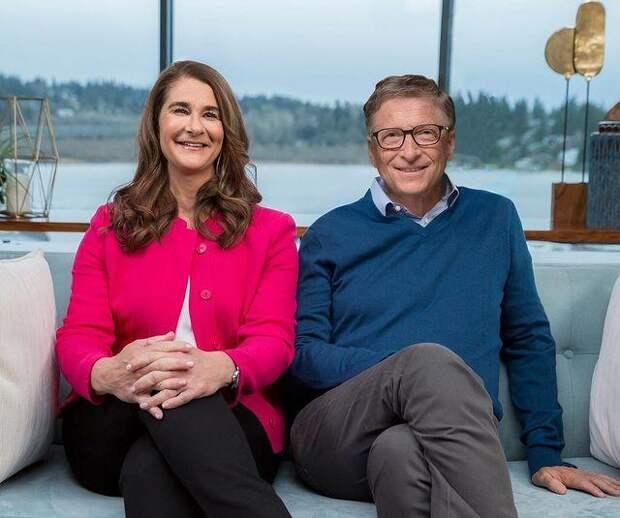 Билл Гейтс решил развестись с женой после 27 лет брака